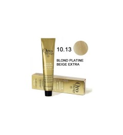 Coloration Oro thérapy n°10.13 extraBlond platine beige extra