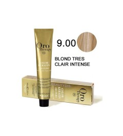 Coloration Oro thérapy n°9.00 Blond très clair intense