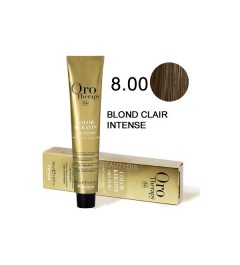 Coloration Oro thérapy n°8.00Blond clair intense