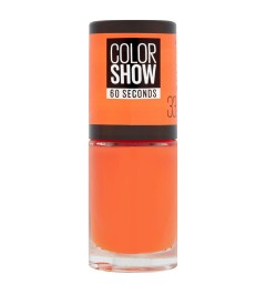 Vernis à ongles Colorshow 33 LUX LOBSTER Maybelline