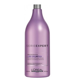 Shampoing Lissant Liss unlimited Serie Expert 1,5l