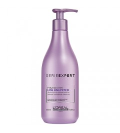 SHAMPOOING LISSAGE INTENSE LISS UNLIMITED SERIE EXPERT 500ml