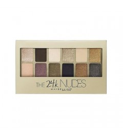 The Rock Nudes Palette de 24 Fards à Paupières fap03