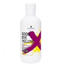 SHAMPOING GOOD BYE YELLOW SANS SULFATE 300ML