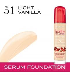 Fond de Teint Healty Mix Sérum 51 Light Vanilla