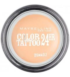 Ombre à paupières Color Tattoo 24h 93 Crème de Nude