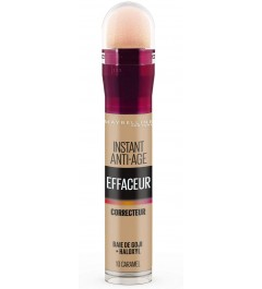 Anti-cernes/Correcteur Fluide - Instant Anti-Age L'Effaceur - 10 Caramel