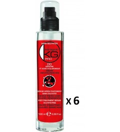 COLLISAGE DE 6 SERUM KERAGOLD 100 ML DD KERATINE & ACIDE HYALURONIQUE