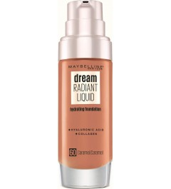 Fond de teint dream satin liquid Caramel n°60