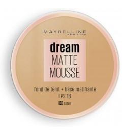 Fond de teint Dream matte mousse Sable (30)