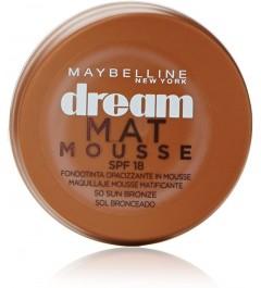 Fond de teint Dream matte mousse Bronze ensoleillé (50)