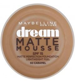Fond de teint Dream matte mousse Caramel (60)