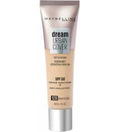 Perfecteur de Teint - Protection Anti-UV & Anti-Pollution - Dream Urban Cover - Teinte : Beige Doré (128) - 30 ml