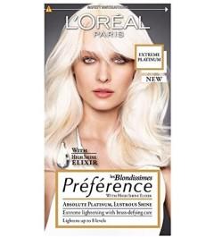 L'Oréal Paris Préférence Couleur Extreme Platinum