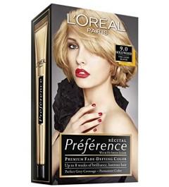 L'Oréal Paris Récital Préférence 9 TEINTURE cheveux Hollywood très blond clair
