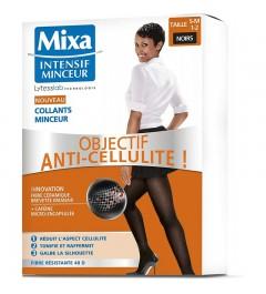 Mixa Collants Minceur Objectif Anti-Cellulite Intensif Minceur S-M