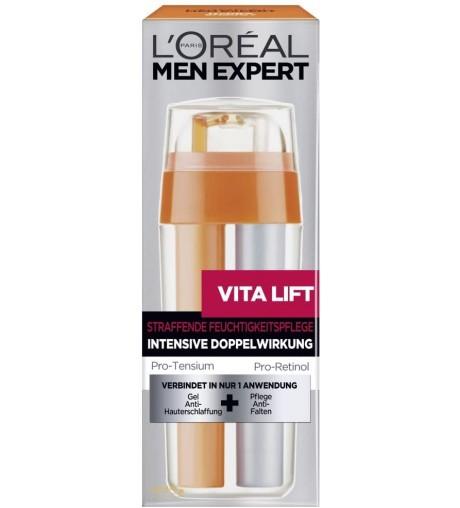L'oral Paris Men Expert Vita Lift Double Lifting Moisturiser For Men 30 Ml