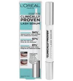 L'Oréal Paris - Sérum Soin des Cils - Acide Hyaluronique et Huile de Ricin - Clinically Proven Lash Serum - 2 ml