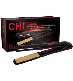 CHI G2 Céramique Et Titane Infusé 3.2cm Lissage Coiffure Iron-New