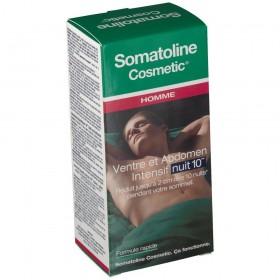 Somatoline Cosmetic® Homme traitement intensif nuit ventre et abdomen