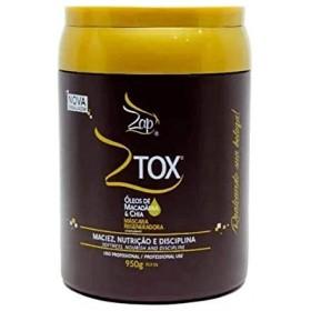Botox pour les cheveux Zap Ztox Macadamia et Chia 950g
