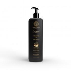 Kera Queen's Shampoing à la Kératine et à l'huile de ricin (500mL