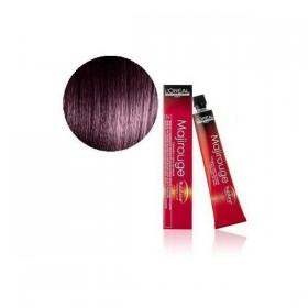 Coloration Majirouge 4.62 Carmilane Châtain Rouge Irisé