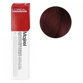 Coloration Majirouge 5.60 Carmilane Chatain Clair Rouge Intense 50ml