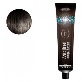Coloration Majirel Cool Cover N°4 Chatain 50 ML