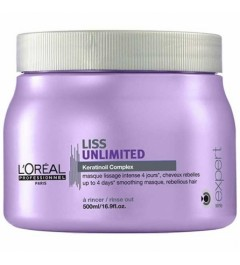 Masque Liss unlimited 500ml