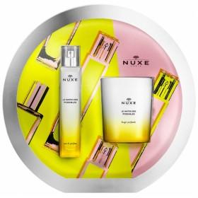 Nuxe Coffret Eau de parfum Le Matin des Possibles+Bougie offerte