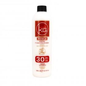 Crème oxydante KERAGOLD 30vol 300ml