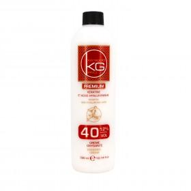 Crème oxydante 40Vol 300ML-KERATINE ET ACIDE HYALLURONIQUE-
