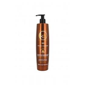 Shampoing reconstructeur - Kératine & huile d'argan - Cheveux secs & abîmés - 500 ml
