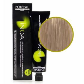 Tube Coloration Inoa 10.11 Blond Très Très Clair Cendré Profond L'Oréal 60 ML