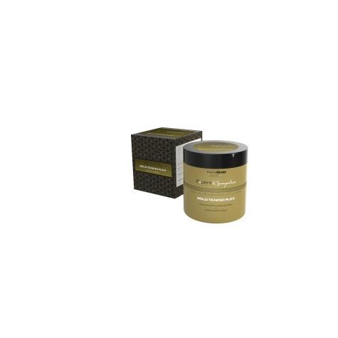Keragold Collection 24K - 2en1 - Kit lissage & Botox blindage Taninoplastie - Expert komplex - Gold Tanino System