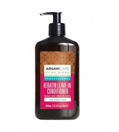 Leave In Conditioner cheveux bouclés Keratine