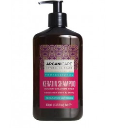 Shampoing Arganicare Kératine