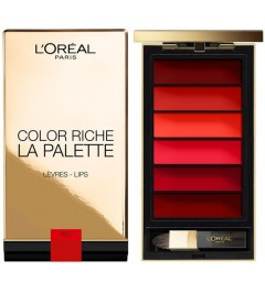 Color Riche la Palette Lèvres RED