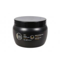 Keragold Pro-Masque 500ml à la Keratine et à l'huile de Ricin - CC kératine